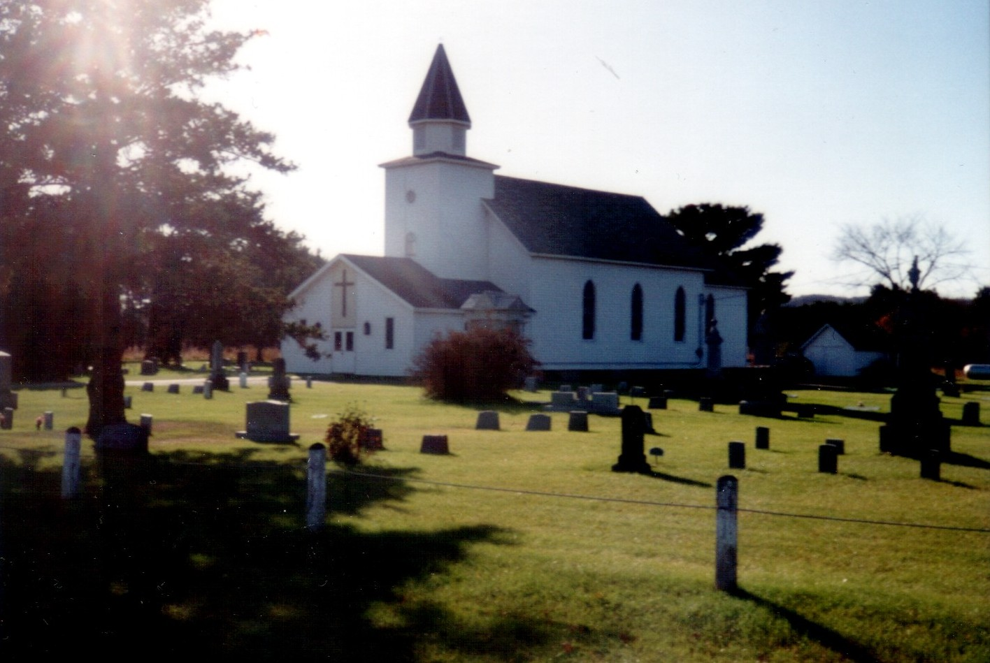 Colfax church-kirke 1.
