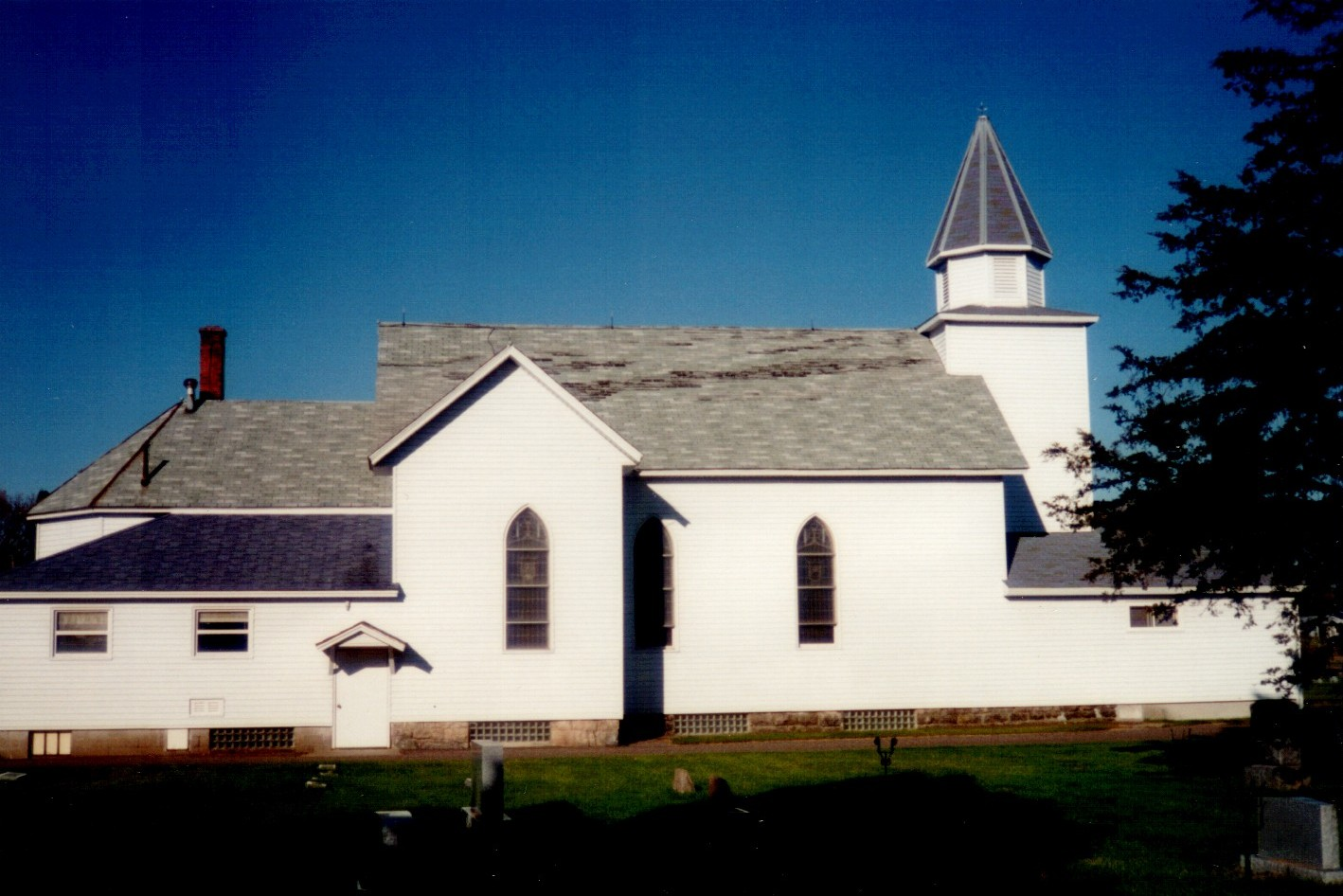 Colfax church-kirke 4.