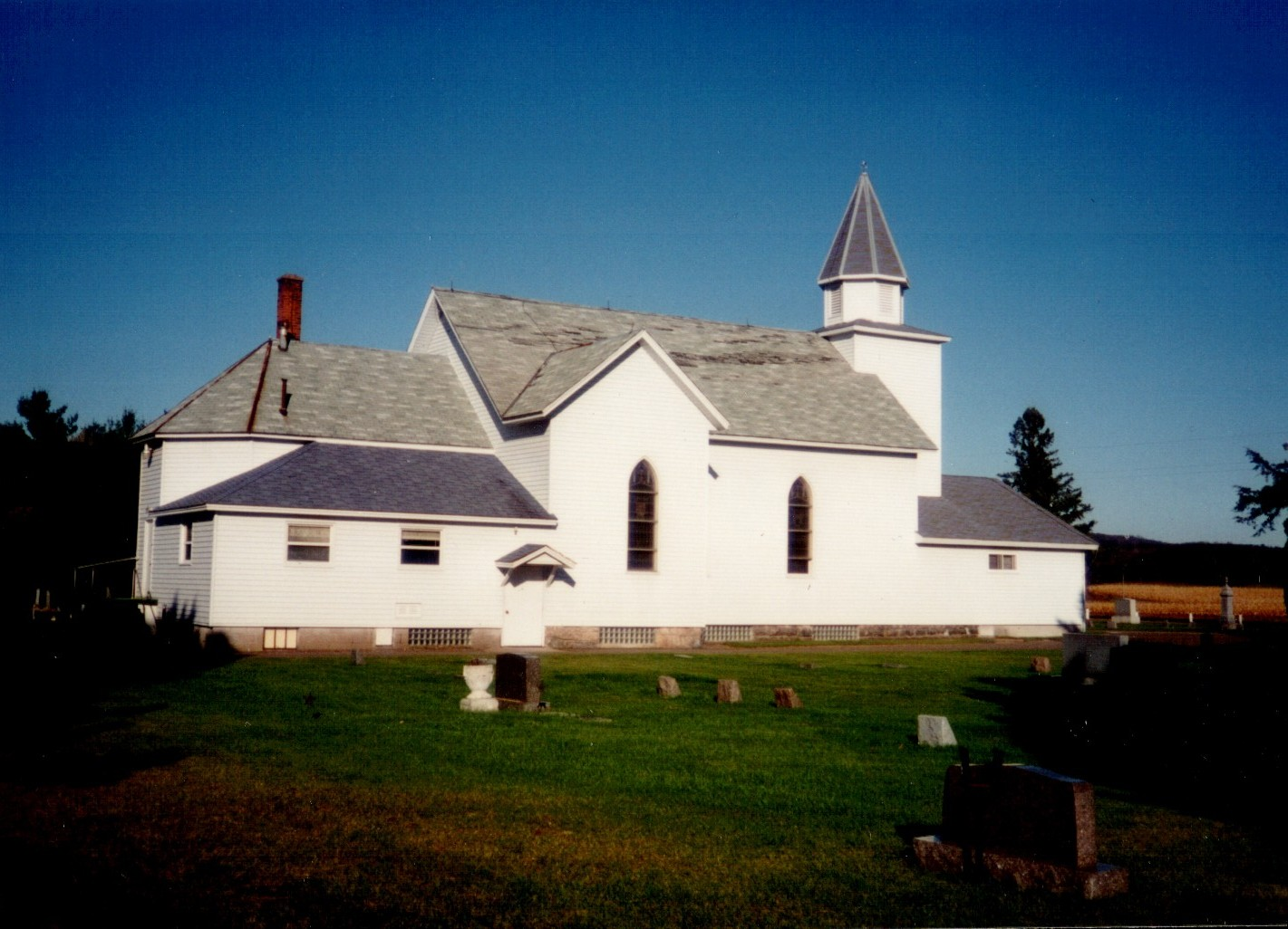 Colfax church-kirke 5.